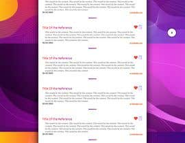 #28 for Page Design + HTML/CSS by hackxsaras