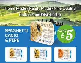 #40 для Design an A1 size banner for Italian Frozen Company от mbohdarmo