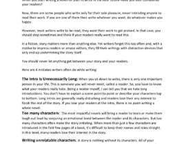 #19 для Guest Blogger for publishing website от maishaywca