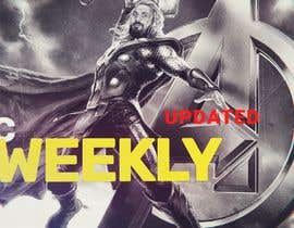 """#8 for Create a video intro to a new video podcast show called, """"DC Weekly"""" by jaiminkataria"""