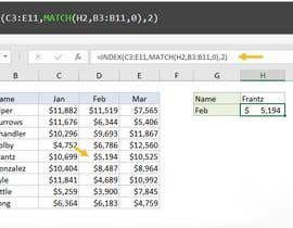 #34 untuk Sharing Excel data updated every 5 seconds with three different Excel users oleh zakirhossaib736