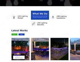 #6 для Build a Outdoor Lighting Website от pardworker