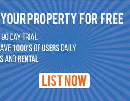 #89 para Design a banner advert for Propertybook - MWZ de akibmilon