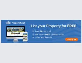 #71 para Design a banner advert for Propertybook - MWZ de swarajgawali