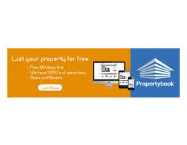 #88 para Design a banner advert for Propertybook - MWZ de MRgraphTech
