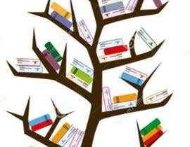 #1 для Revise a logo to have a copyright free image of books and fit dimensions to post on a YouTube Channel от Rajab933
