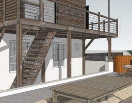 #47 для Design a wooden staircase от buaan