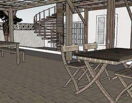 #51 для Design a wooden staircase от erblinlala