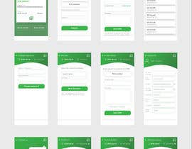 #70 for Redesign our App by adrieng