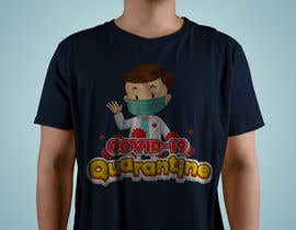 #45 for t-shirt designs for coronavirus by sayedfarhan