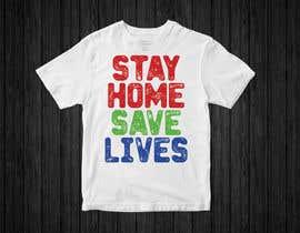 #36 for t-shirt designs for coronavirus by sajeebhasan166
