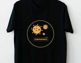 #4 for t-shirt designs for coronavirus by hassanilyasw