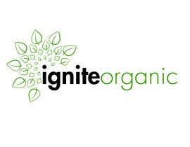 #110 для Ignite Organics logo design от GJenArt