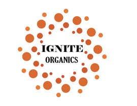 #116 для Ignite Organics logo design от Aamnabatool