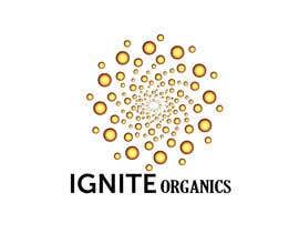 #119 для Ignite Organics logo design от Aamnabatool