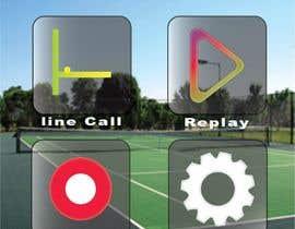 #18 для Graphical interface of a tennis sports device от sambushman19970