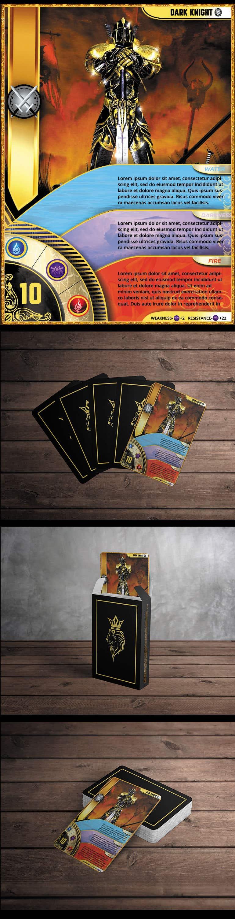 Penyertaan Peraduan #                                        37                                      untuk                                         Trading Card Game Template Design. Possible Multiple Winners.