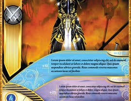 #40 for Trading Card Game Template Design. Possible Multiple Winners. af rafiulalam614