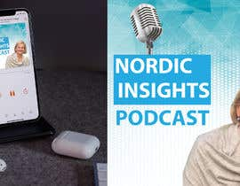 #35 для Design a podcast banner/logo for NordicInsights podcast от jionkabir
