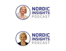#50 для Design a podcast banner/logo for NordicInsights podcast от ikbalh2