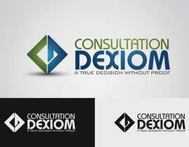 #200 para Logo Design for Consultation Dexiom inc. por dalboi