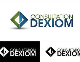 #245 para Logo Design for Consultation Dexiom inc. de dalboi