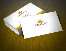 #158 para Logo Design for a Fashion Store - Castello (footwear, clothing) por krustyo
