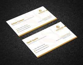 #553 para Business card & letter head de TheCloudDigital