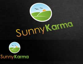 #92 for Logo Design for SunnyKarma by HammyHS
