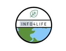 #44 para Logo para página difusora de información de impacto global y medio ambiente de LRD57