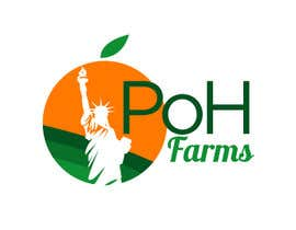 #189 for Logo and branding for Pursuit of Happiness Farms by jaywdesign