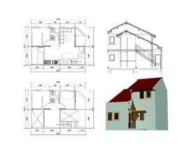 #9 для Build a house design от samsudinusam5