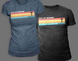 #205 pentru Create a Design for a Christian Tshirt de către Emranhossain388