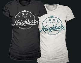 #210 pentru Create a Design for a Christian Tshirt de către hasembd