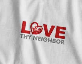 #217 pentru Create a Design for a Christian Tshirt de către leonorfczpires19