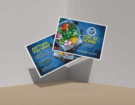 #104 for Direct mail (post card) design for home delivery service by sribala84