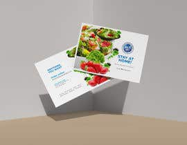#148 for Direct mail (post card) design for home delivery service by sribala84