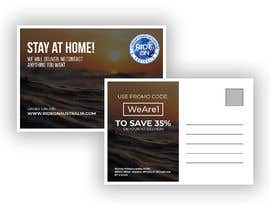 #15 for Direct mail (post card) design for home delivery service by Muhammadhasan568