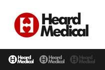 Graphic Design Konkurrenceindlæg #178 for Logo Design for Heard Medical
