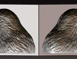 #10 for 3d silver eagle head by sharkfreelancer