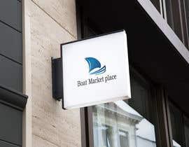#380 para Logo For a Boat Sales Brand por sabbirhossainovi