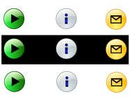 Bài tham dự #25 về Graphic Design cho cuộc thi Icon or Button Design for Mobile Application