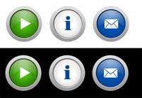 Bài tham dự #23 về Graphic Design cho cuộc thi Icon or Button Design for Mobile Application