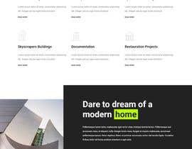 Nro 14 kilpailuun Redesign my website UI/UX käyttäjältä arifbagde