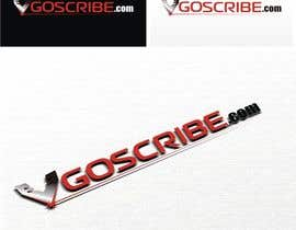 #57 for GoScribe Logo af Crussader