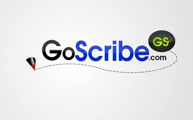 Bài tham dự cuộc thi #90 cho GoScribe Logo