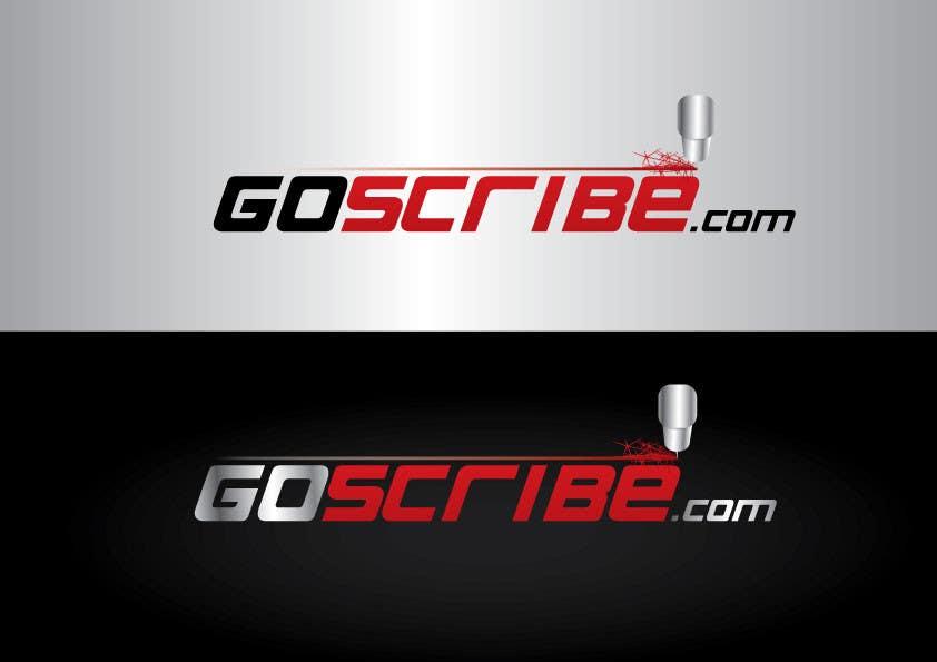 Konkurrenceindlæg #71 for GoScribe Logo