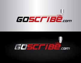 #71 for GoScribe Logo af GeorgeOrf