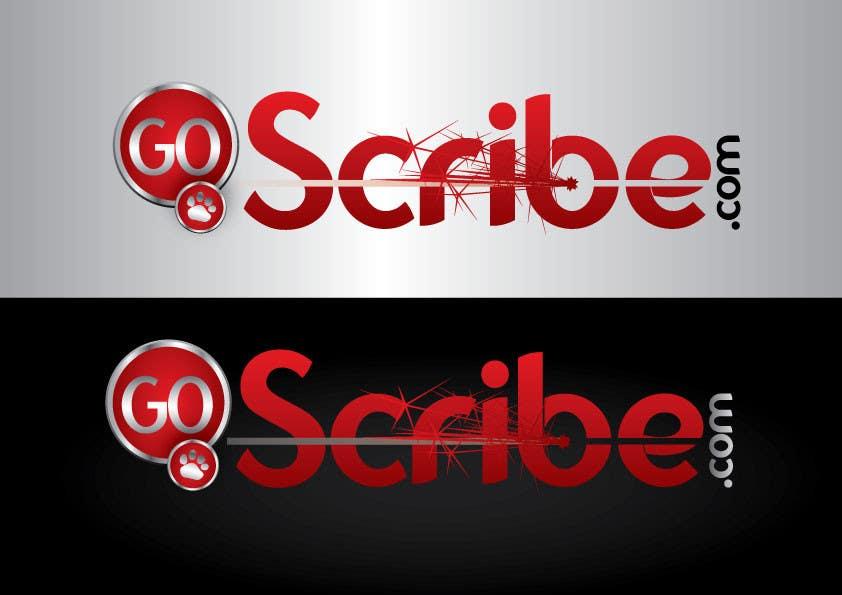 Konkurrenceindlæg #78 for GoScribe Logo