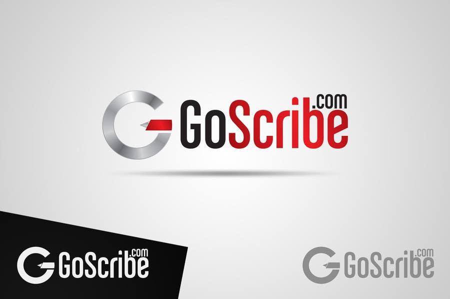 Bài tham dự cuộc thi #25 cho GoScribe Logo